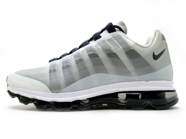 Nike Air Max 95+ BB 'White/Neutral Grey-Anthracite-Dark Grey'