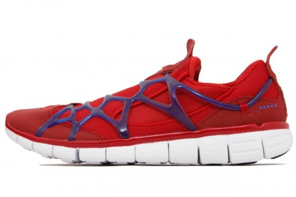 Nike Kukini Free 'Sport Red/Varsity Royal-White'