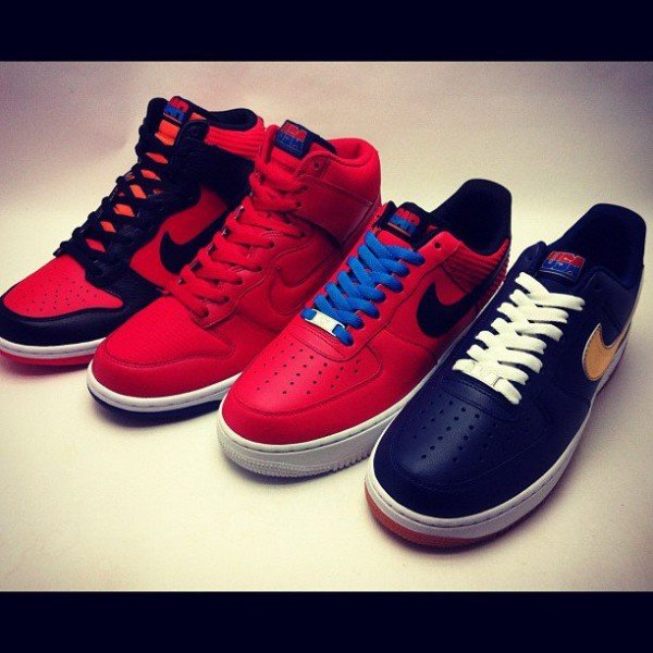 Nike USA Basketball Pack from Nike Sportswear