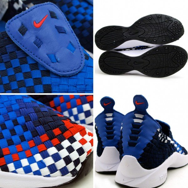 Nike Air Woven 'France' - New Images