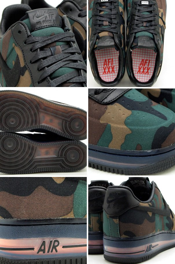 Nike Air Force 1 Low Max Air VT QS 'Camouflage' - Another Look