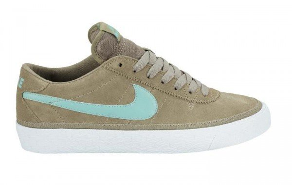 Nike SB Bruin Low 'Neutral Olive/Mint' - May 2012