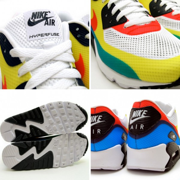 Nike Air Max 90 Hyperfuse PRM QS 'Olympics'
