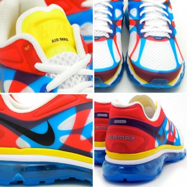 Nike Air Max+ 2012 'Olympics'