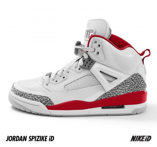 Jordan Spiz'ike iD Samples