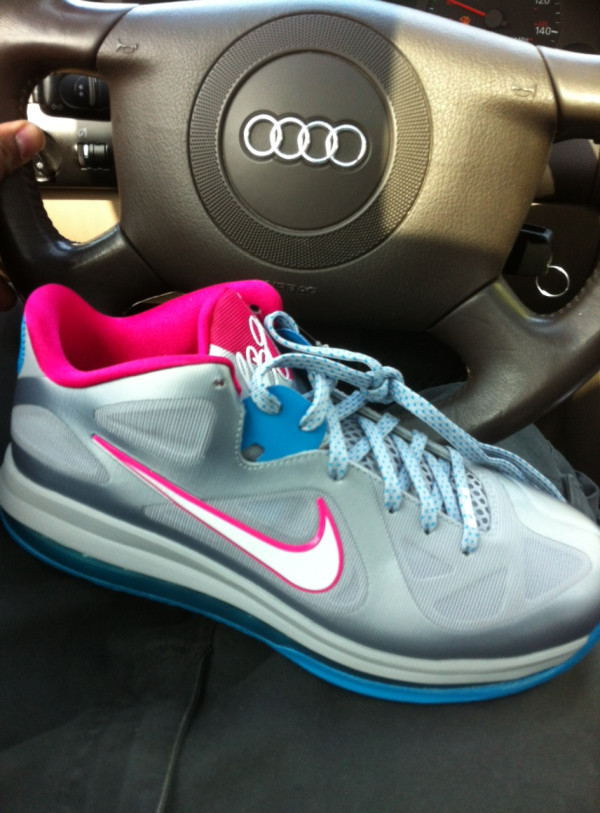 Nike LeBron 9 Low - New Colorway