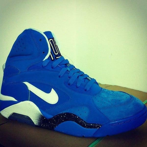Nike Air Force 180 High 'Photo Blue'