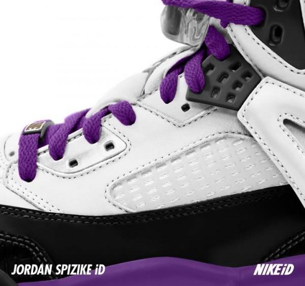 Jordan Spiz'ike iD Samples