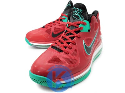Nike LeBron 9 Low 'Liverpool' - Another Look