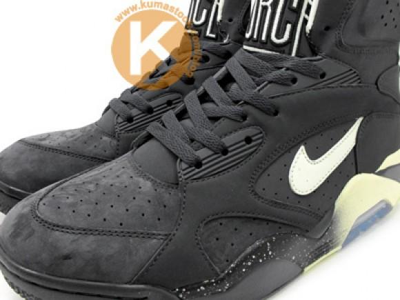 Nike Air Force 180 High 'Glow-In-The-Dark'