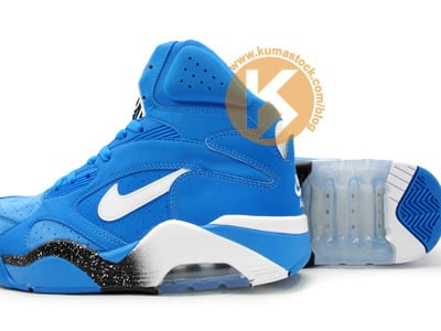 Nike Air Force 180 High 'Photo Blue' - Another Look