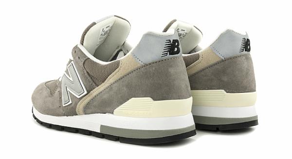 New Balance Made In USA 996 'Grey'