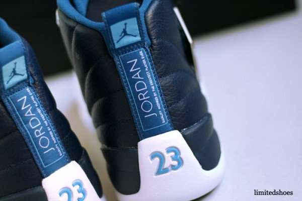 Air Jordan XII (12) 'Obsidian' - New Images