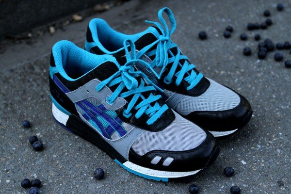 ASICS Gel Lyte III 'Blueberry' Restock at Kith NYC