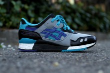 ASICS Gel Lyte III 'Blueberry' – Kith Exclusive