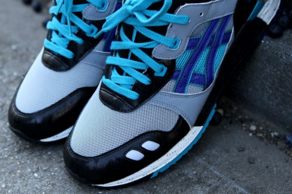 ASICS Gel Lyte III 'Blueberry' - Kith Exclusive