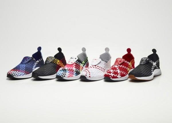 0de6e35730a8 Nike Air Woven Euro 2012 Collection - Officially Unveiled