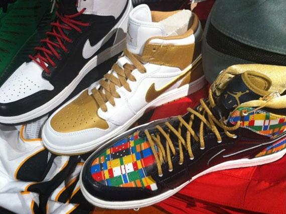 Air Jordan 1 'Olympic Pack'