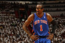 Amar'e Stoudemire in the 'Galaxy' Air Max Sweep Thru