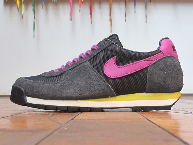 Nike Air Lava Dome 2.4 'Black/Magenta-Anthracite-Light Bone'