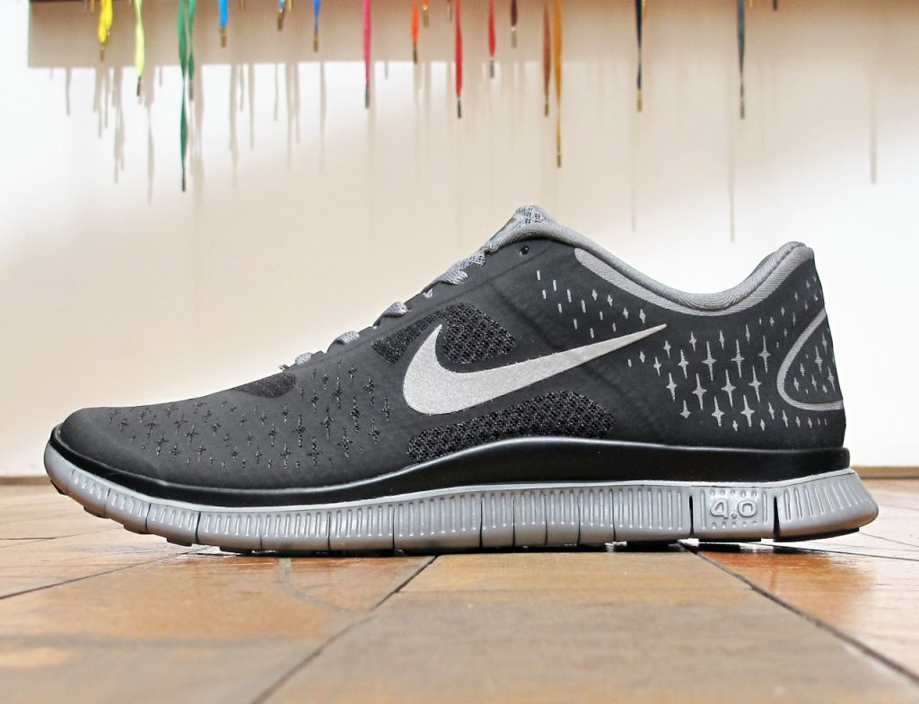 Nike Free 4.0 V2 'Cool Grey/Black' - Now Available