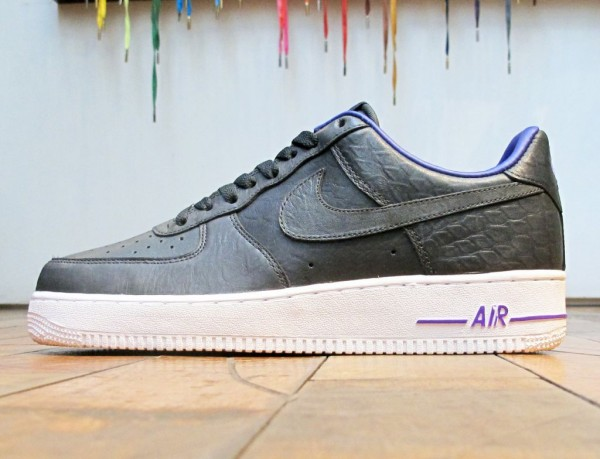 Nike Air Force 1 Low Premium 'Anthracite' - Release Date + Info