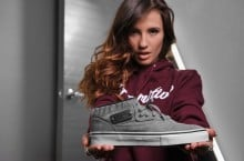 Primitive x Vans Half Cab 'Cable Knit' Teaser featuring Shay Maria