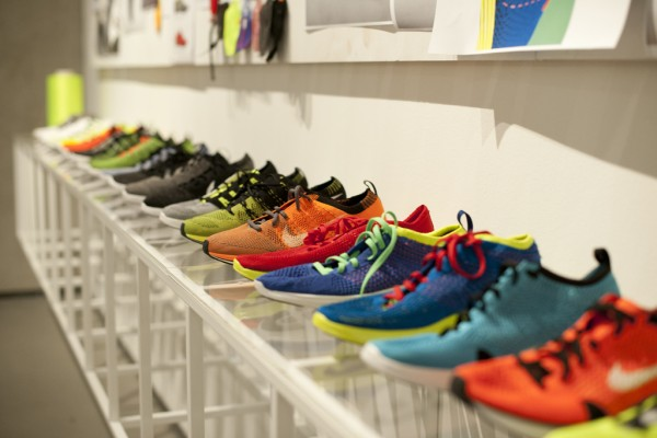 Nike Flyknit Collective Project at NikeStadium Milano  43a599362648