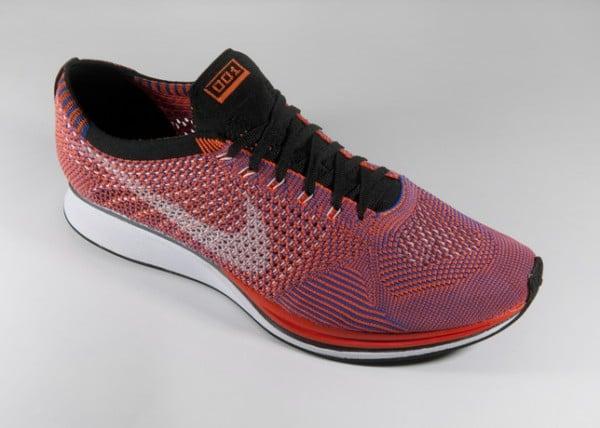 Nike HTM Flyknit Racer 'Total Orange'