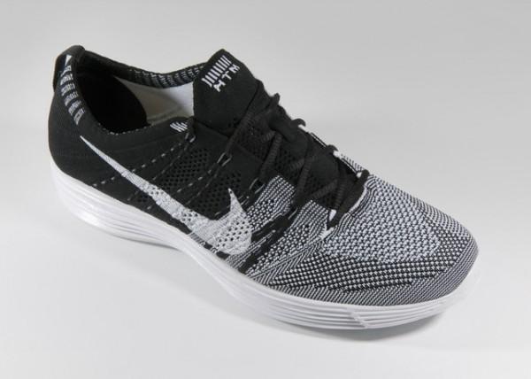 Nike HTM Flyknit Trainer+ 'Black/White'