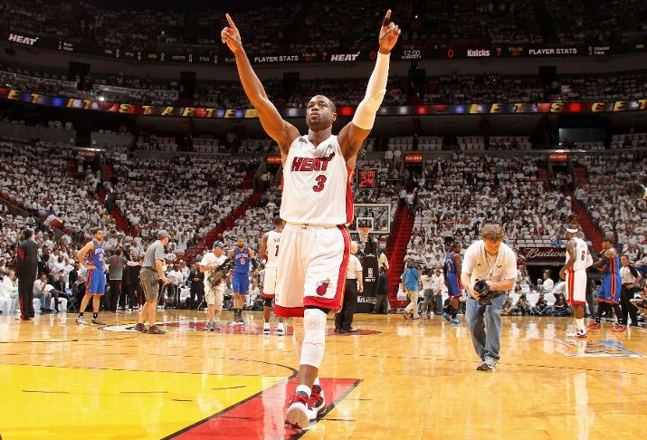 Dwyane Wade in New 'Playoffs' Fly Wade 2 EV