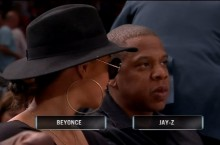 Celebrity Sneaker Watch: Jay-Z Wears Mango Kicks to MSG with Beyonce