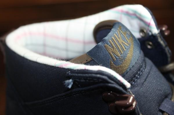 Nike Dunk High AC Canvas 'Obsidian'