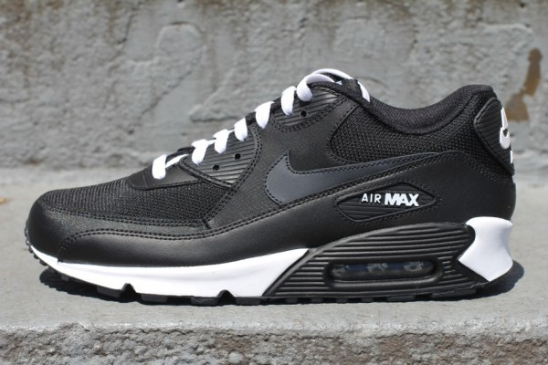 Now Available Nike Air Max 90 Anthracite White Black