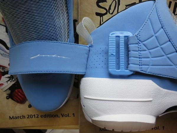 Air Jordan XIX (19) 'Pantone' - Another Look