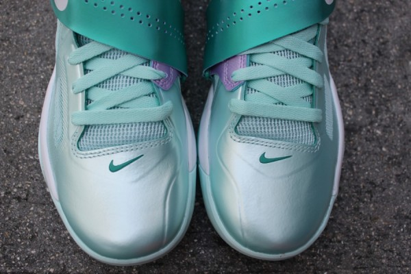 Nike Zoom KD IV 'Easter' at Mr. R Sports