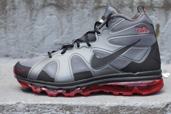 Nike Air Max Griffey Fury 'Dark GreyBlack University Red