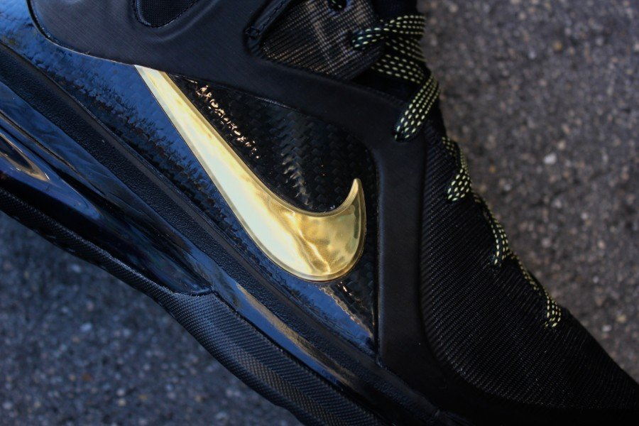 Nike LeBron 9 Elite 'Away' Arriving at Retailers