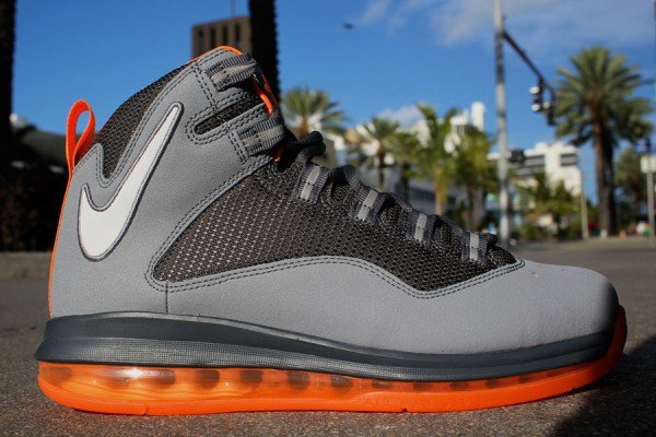 Nike Air Max Darwin 360 'Stealth/White-Dark Grey-Total Orange' - Another Look