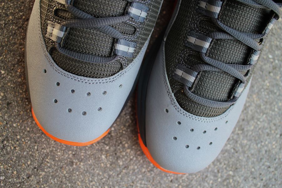 Nike Air Max Darwin 360 'Stealth/White-Dark Grey-Total Orange' - Another Look