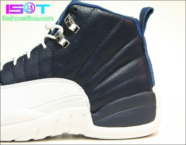 Air Jordan XII (12) 'Obsidian' - Detailed Images