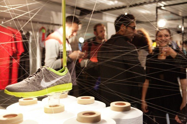 Nike HTM Flyknit 2nd Release Launch at Stadium Milan