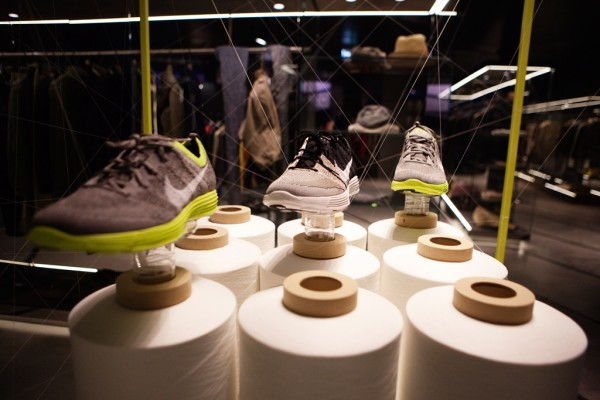 Nike HTM Flyknit 2nd Release Launch at Excelsior Milano