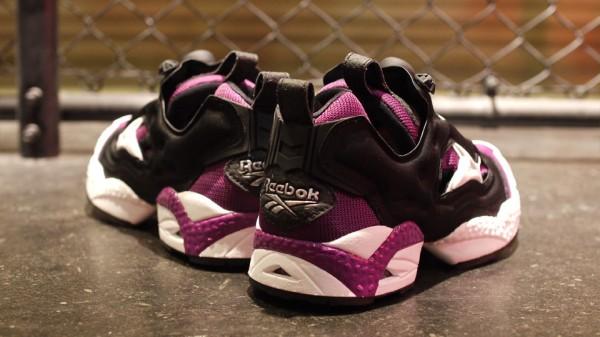 Reebok Insta Pump Fury 'Purple/Black-White'