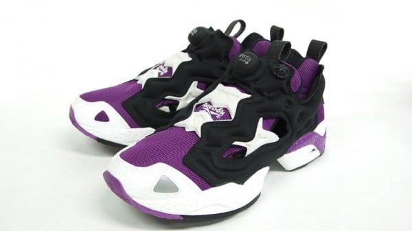 Reebok Insta Pump Fury 'Purple/Black-White' - Another Look
