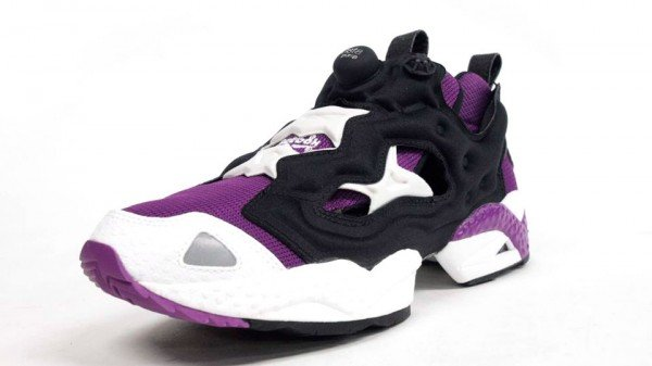 Reebok Insta Pump Fury 'Purple/Black-White' - Another Look