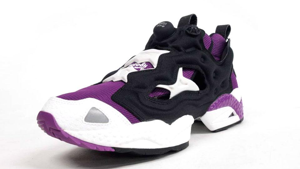 Reebok Insta Pump Fury 'Purple/Black