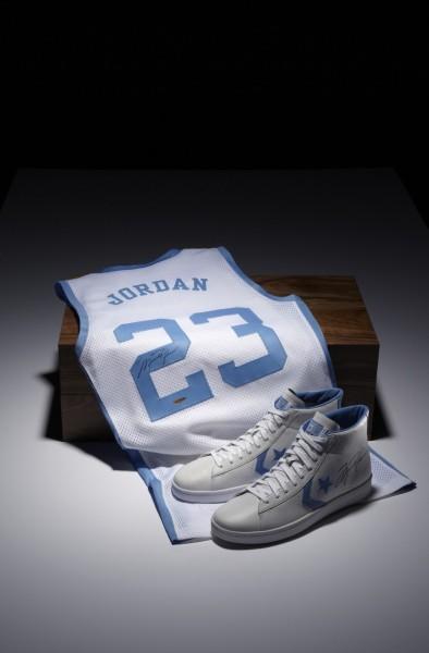 Michael Jordan x Converse Charity Commemorative Pack
