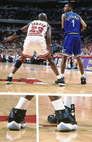 Game Worn and Autographed Air Jordan XI  Space Jam  Available on ... 579c391760dd