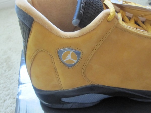 Air Jordan XIV (14) 'Chutney' Sample